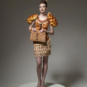 Food Fashion: Wearing What You Eat