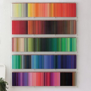 Color Inspiration: 500 Colored Pencils & Crayons, Shipped to You Monthly