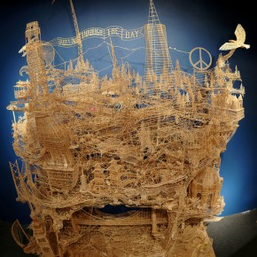 100,000 Toothpicks and 35 Years: Rolling Through the Bay