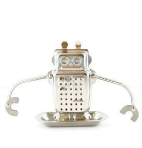 Tea Robot Makes Your Tea