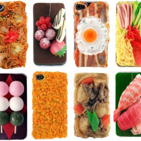 Unbelievably Realistic Japanese Food iPhone Cases