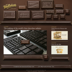 Websites Made Of Nothing But Chocolates