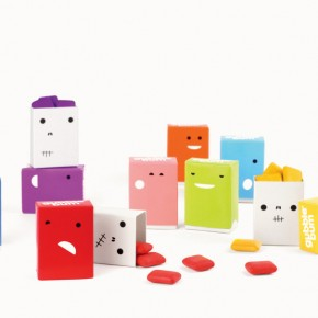 Gubble Bum: Wonderfully Silly & Simple Packaging