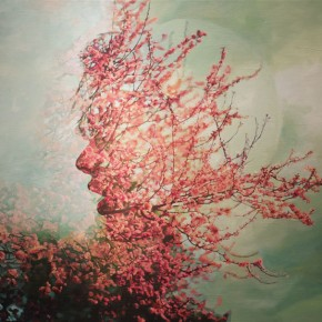 Double Exposure: Lovely and Expressive Paintings that Mimic Photographs
