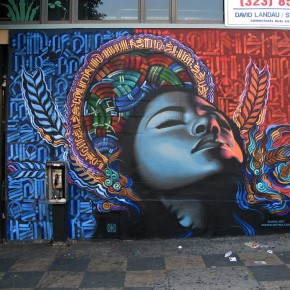 Bold Strokes and Delicate Layers: Stunningly Realistic Graffiti by El Mac