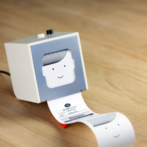Little Printer: Publish Your Personalized Mini-Newspaper From Your Smartphone