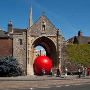 A Big Red Ball Tucked in Unexpected Places: The Redball Project