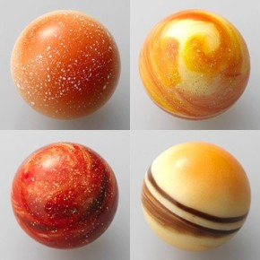 Delectable Chocolate Planets: A Delicious Look At Our Solar System