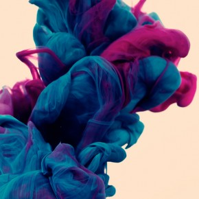 Rich Plumes of Color: Photographing Ink Underwater