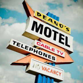 Sign Language: Photographing Vintage Signs