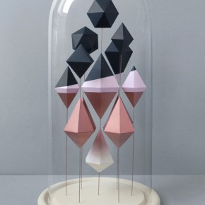 Jar of Geometric Shapes: Perfect Papercraft from Present & Correct
