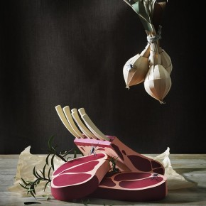 Papercraft Food in Still Life