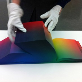 All The Pretty Gradients Mapped Out in Three Big Books: The RGB Colorspace Atlas