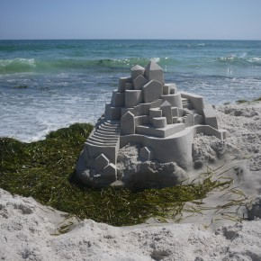 Immaculate, Geometric Sand Castles