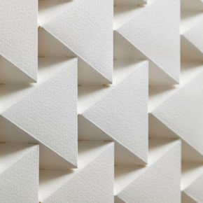 Perfect, Immaculate 3D Paper Patterns Made With No Glue