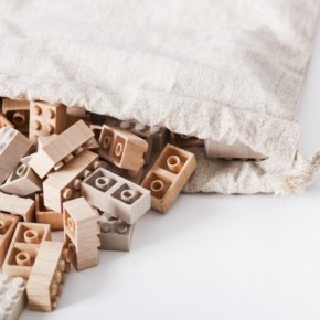 Wooden LEGO Bricks: A  Wonderful Alternative to Plastic